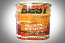 BEST SELLÜLOZİK МАТ VERNİK